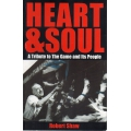 heart & Soul by Robert Shaw SIGNED BY SHAW TO RON BARASSI