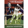 Off Cuts - Writing on Sports by Bernard Whimpress SIGNED BY THE AUTHOR