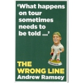 The Wrong Line by Andrew Ramsey