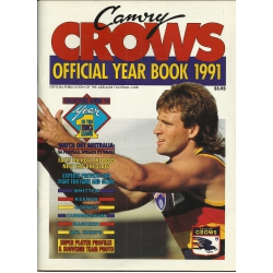 Adelaide Crows: 1991 Yearbook
