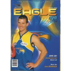 Eagle Eye Vol 15; #1