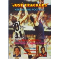 Just Crackers: Keenan and Football by Ray Carroll SIGNED BY CRACKERS