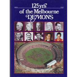 125 Yrs of the Melbourne Demons
