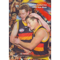 Adelaide Crows: 2002 Yearbook