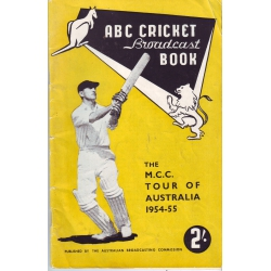 ABC Tour Guide 1954-55