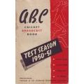 ABC Tour Guide 1950-51
