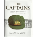 The Captains by Malcolm Knox