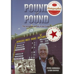 Pound For Pound by Ken Eustice SIGNED #2