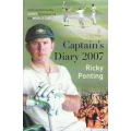 Captain's Diary 2007 by Ricky Ponting