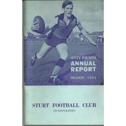 STURT FC: 1964 Annual Report