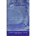 STURT FC: 1965 Annual Report