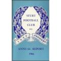 STURT FC: 1966 Annual Report