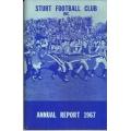 STURT FC: 1967 Annual Report