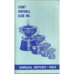 STURT FC: 1969 Annual Report