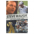 Captain's Diary 2002 by Steve Waugh SIGNED #1